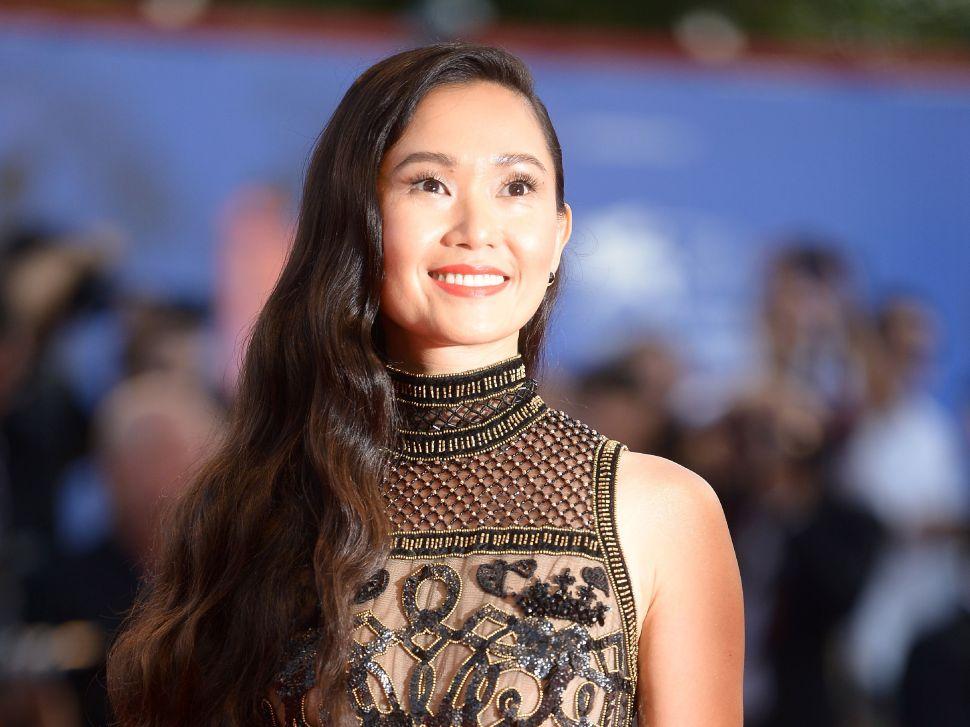 Hong Chau Talks Shooting the Feel-Good 'Driveways' With Brian Dennehy