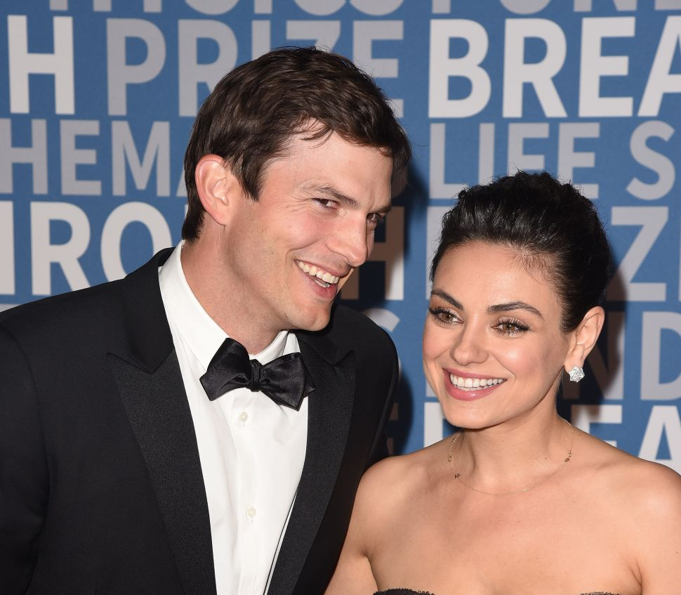 Ashton Kutcher and Mila Kunis Are Listing Their Beverly Hills Mansion for $14 Million
