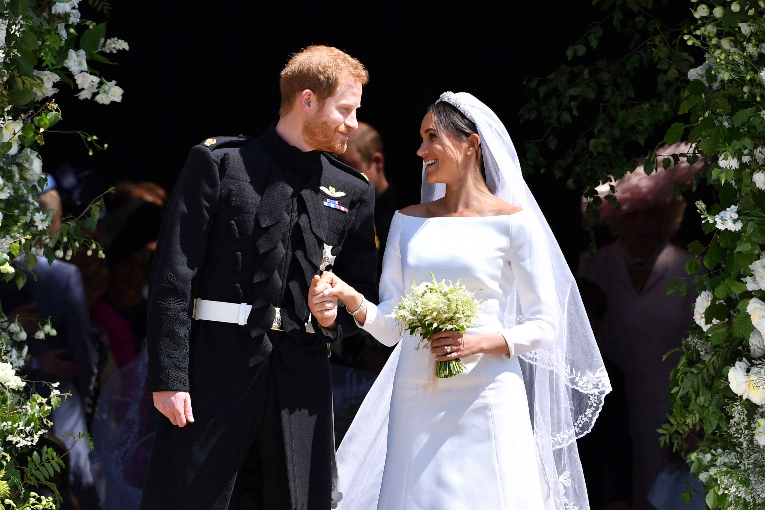 Prince Harry and Meghan Didn't Actually Get Married in a Secret Ceremony