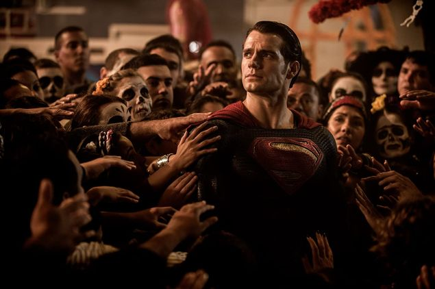 Henry Cavill Superman return DCEU Warner Bros