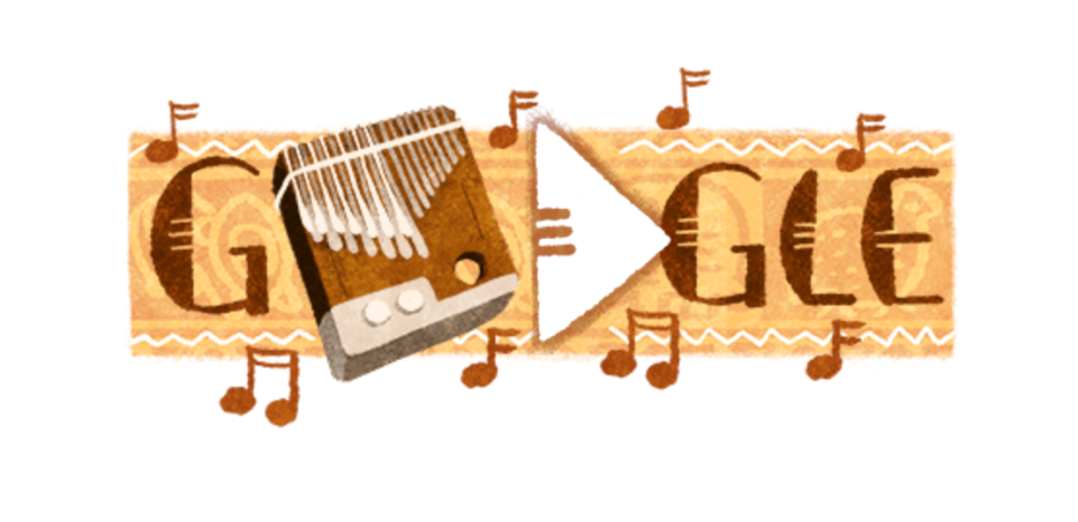Be Soothed by the Music of the Zimbabwean Mbira in Today's Google Doodle