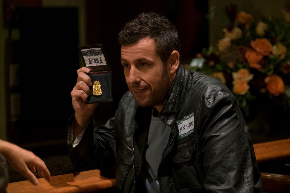 Adam Sandler to Star in LeBron James Netflix Film 'Hustle'