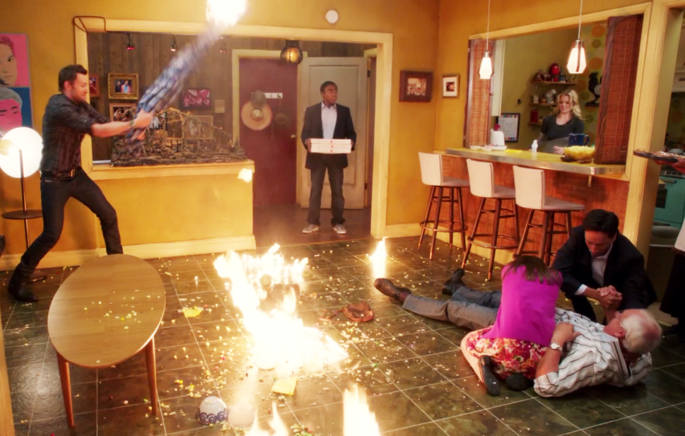 Dan Harmon Pours Gas on the 'Community' Movie Fire
