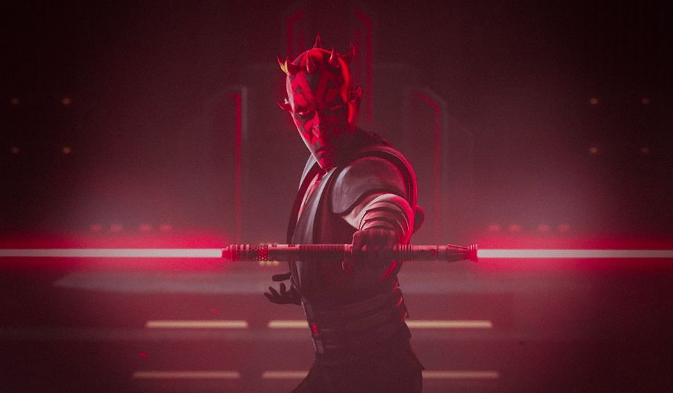 'The Clone Wars' Made Darth Maul a Menace We Could Love