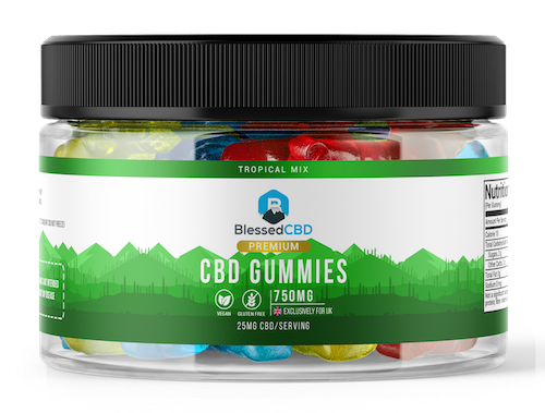 Blessed CBD gummies