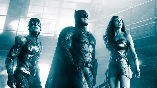 justice league snyder cut announced