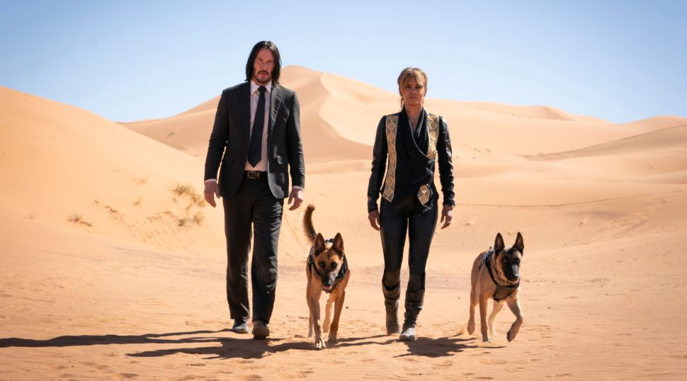 """Director of 'John Wick 4' Is """"Still Figuring Out"""" How Top the Other Movies"""