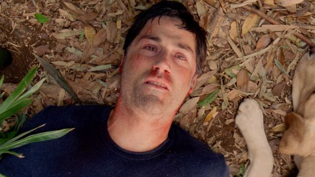 matthew fox dies in the end closes eyes