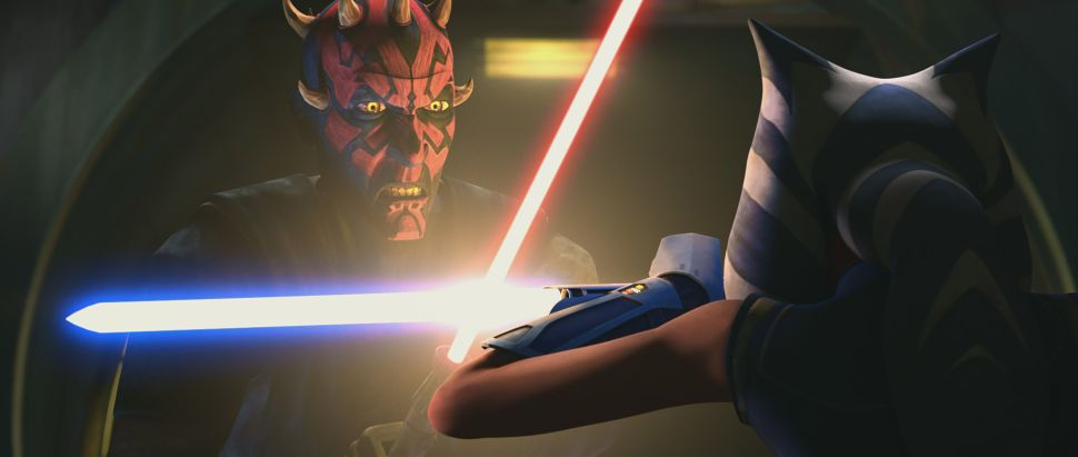 The Final Arc of 'The Clone Wars' Is the End of an Era for 'Star Wars'
