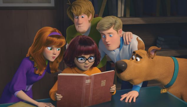 mystery incorporated scooby doo gang