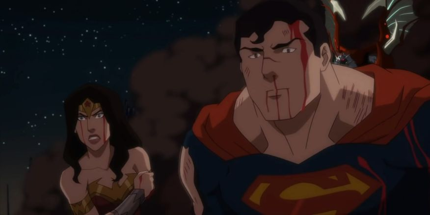 Justice League Dark Apokolips War Snyder Cut Have A Lot In Common Observer