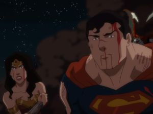 superman wonder woman lose justice league dark apokolips war