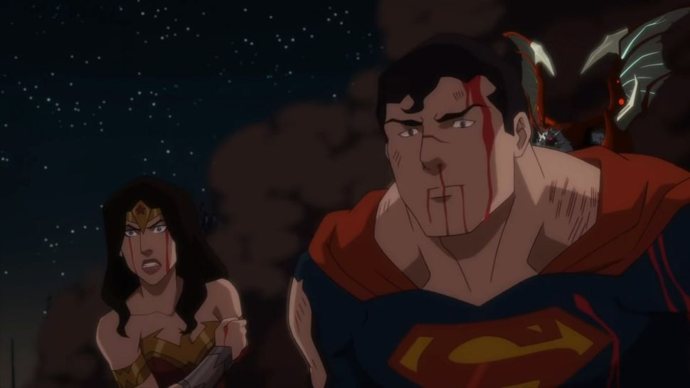 'Justice League Dark: Apokolips War' Delivers on the Promises of the Snyder Cut