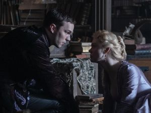 Elle Fanning and Nicholas Hoult star in The Great, which premieres on Hulu this week