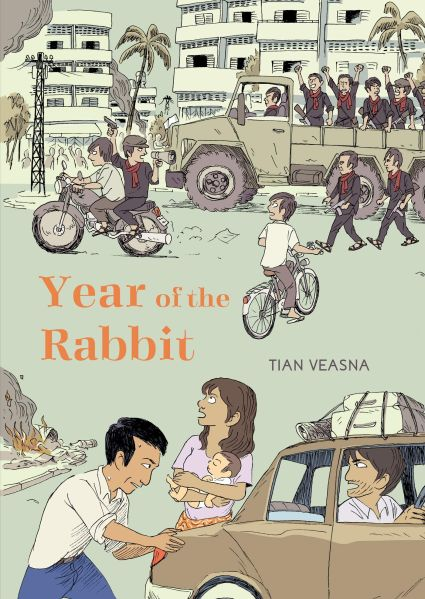 Year of the Rabbit by Tian Veasna.