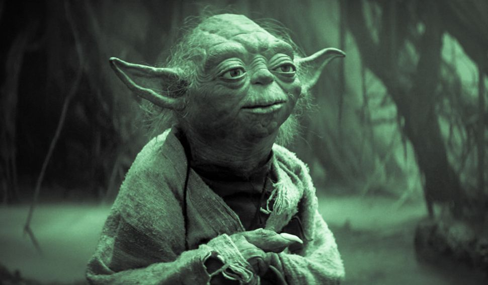 40 Years Ago, Yoda Showed Us the Truth of the Force in 'Empire'