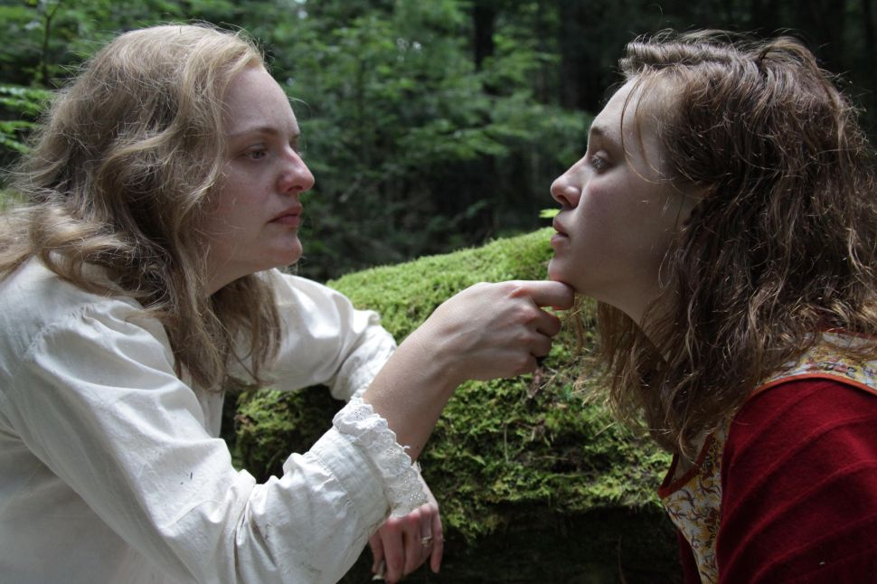 Shirley Jackson in shirley is played by elisabeth moss