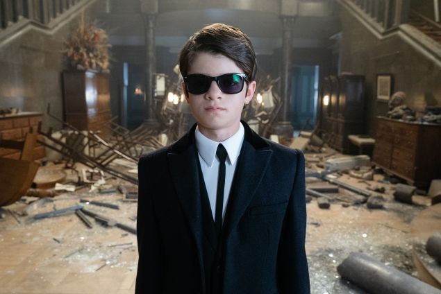 Artemis Fowl Movie Review Disney+