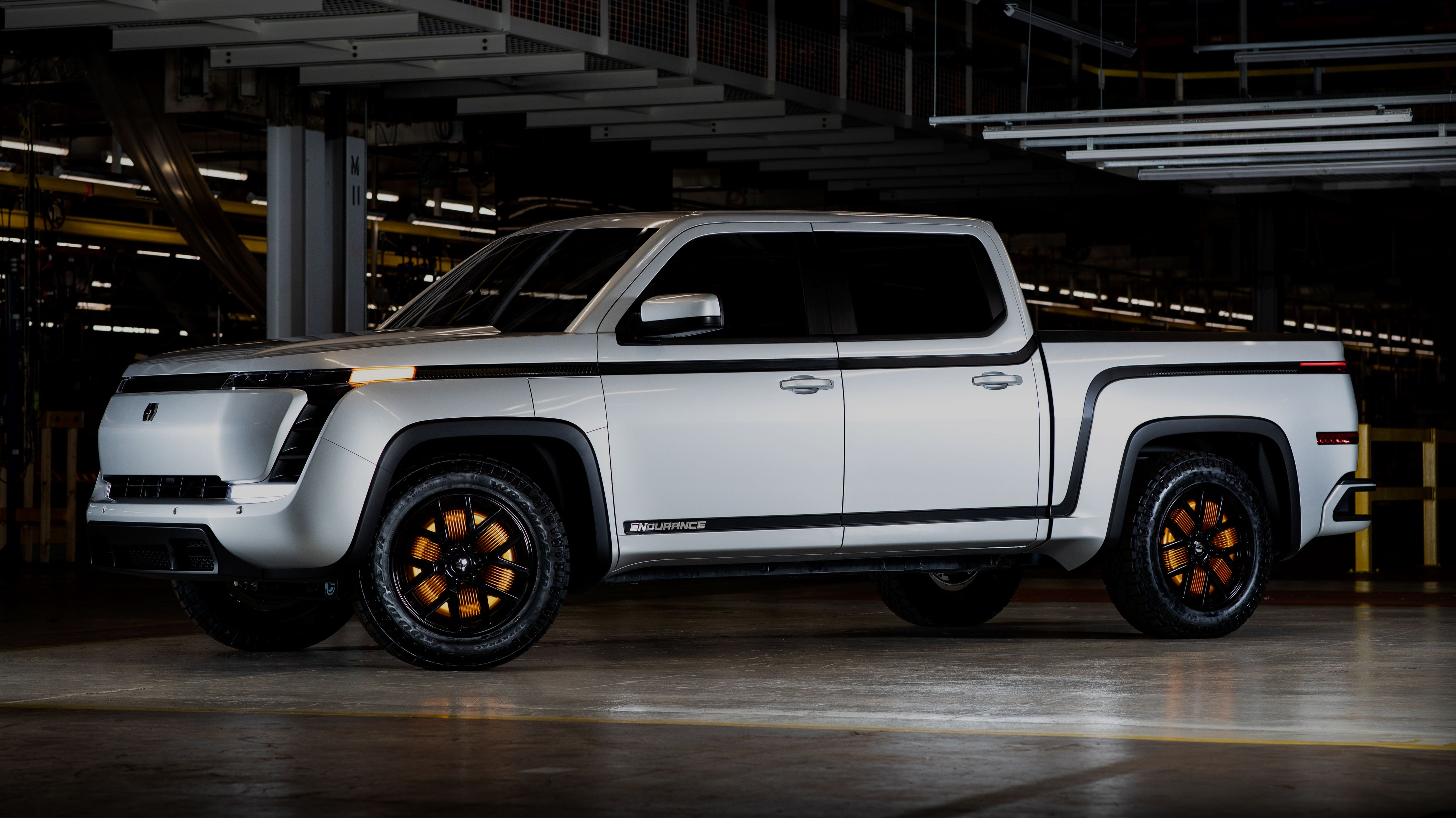 EV Startup From Abandoned GM Town Debuts Electric Pickup To Challenge Tesla, F-150