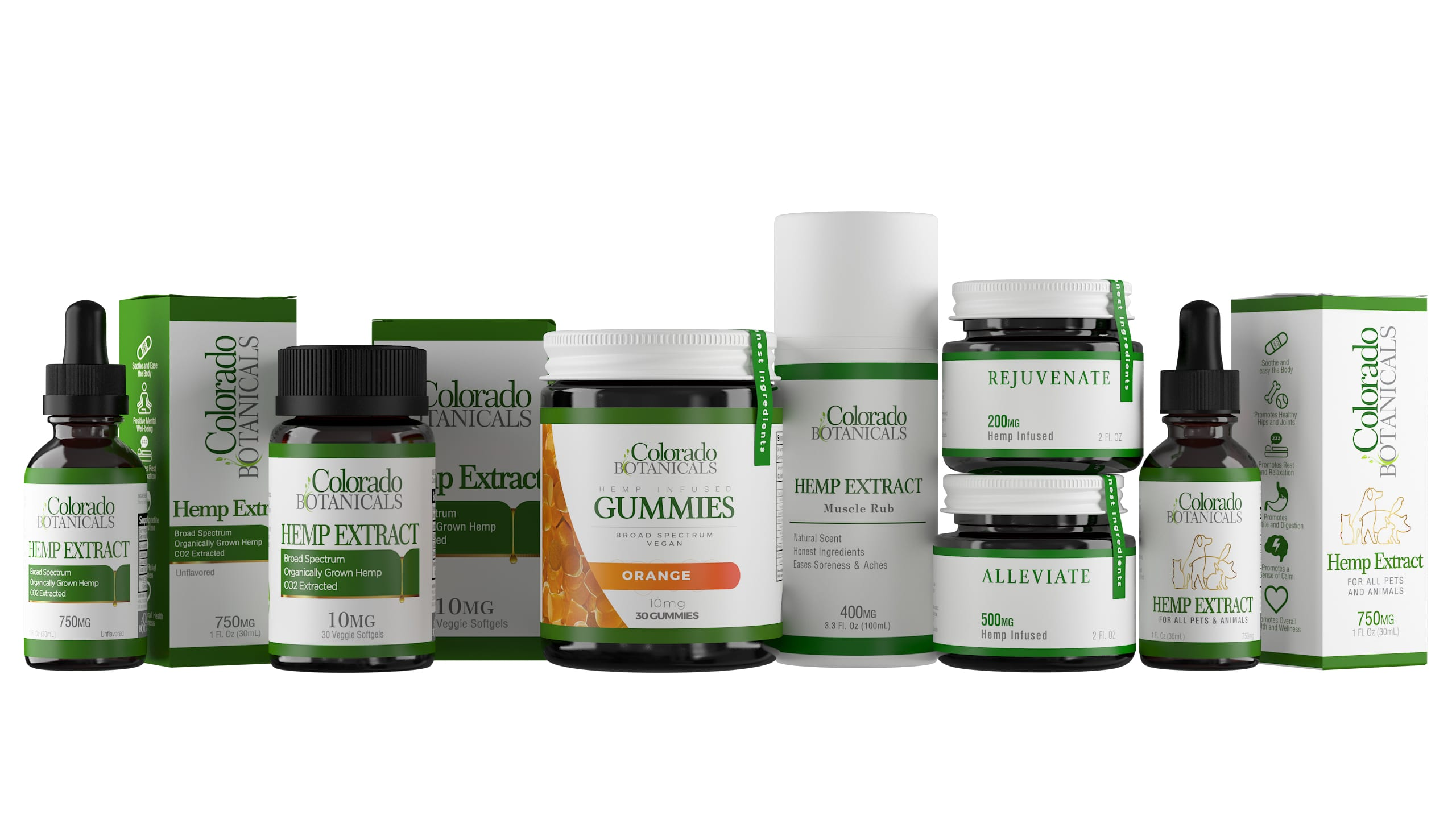 Colorado Botanicals CBD Discount Codes: