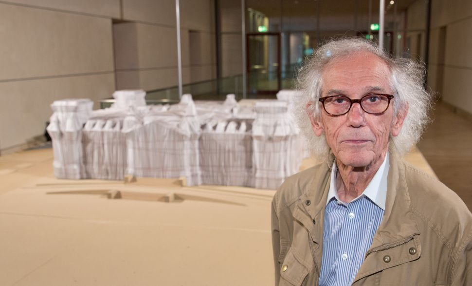 Christo's Early Artistic Inspiration Came From Working in the Fields of Bulgaria