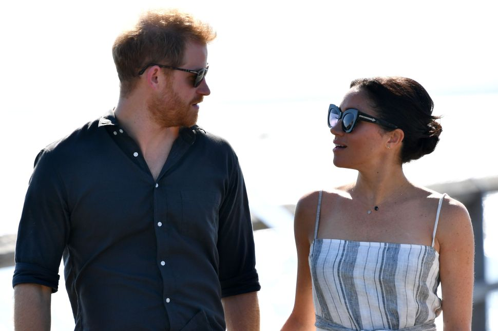 Prince Harry and Meghan Are Making the Most Out of Isolation in Los Angeles