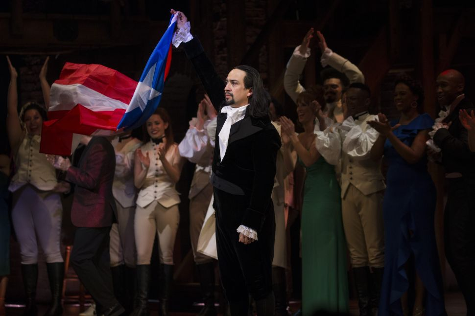 Lin-Manuel Miranda and Black Lives Matter Leaders Are Working on the Future of 'Hamilton'
