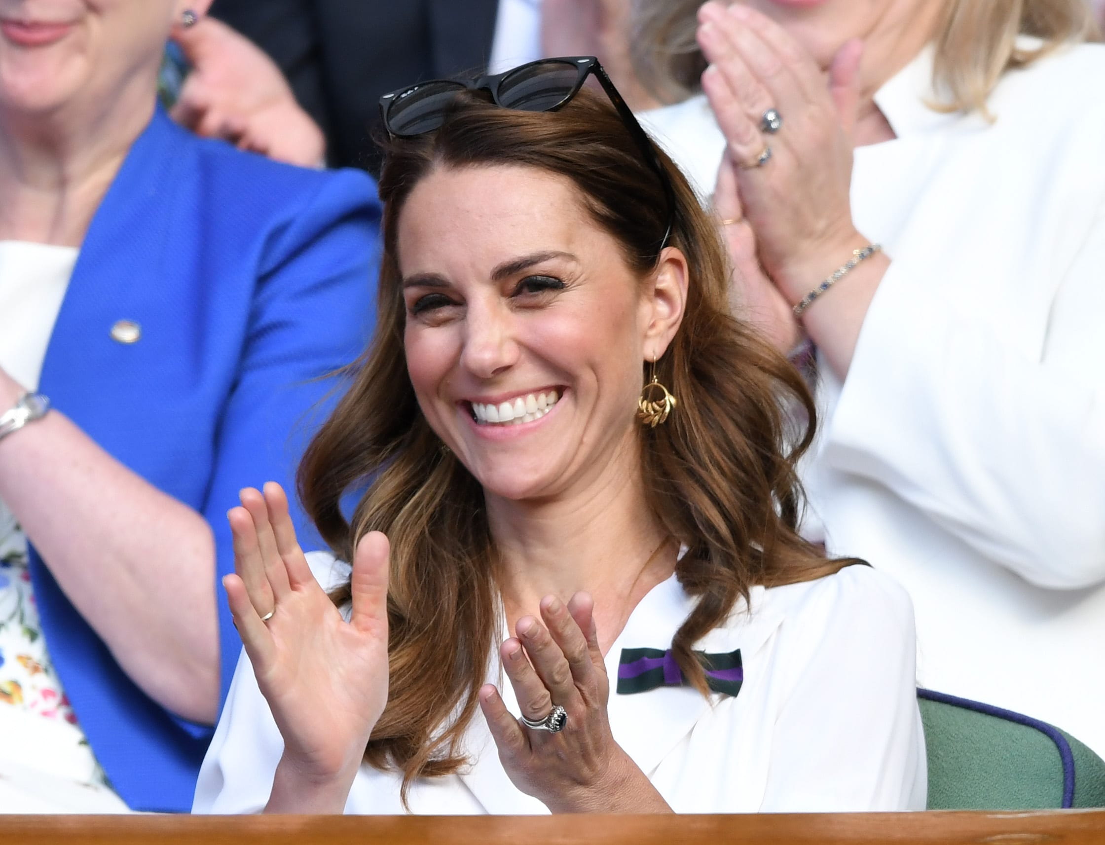 Kate Middleton Celebrates Prince William Michael Middleton Birthdays Observer