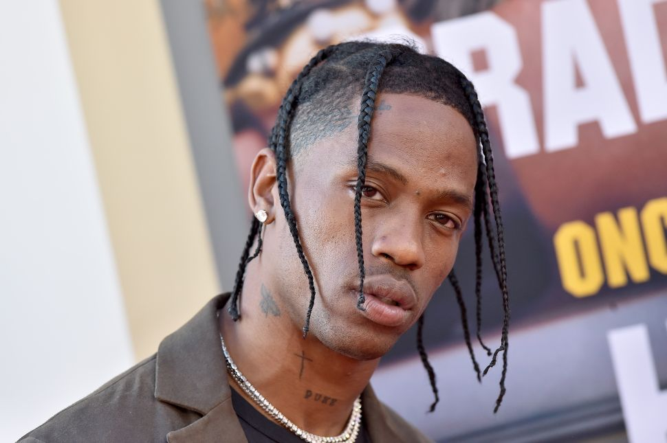 Travis Scott Is Moving to a $23.5 Million Brentwood Mansion