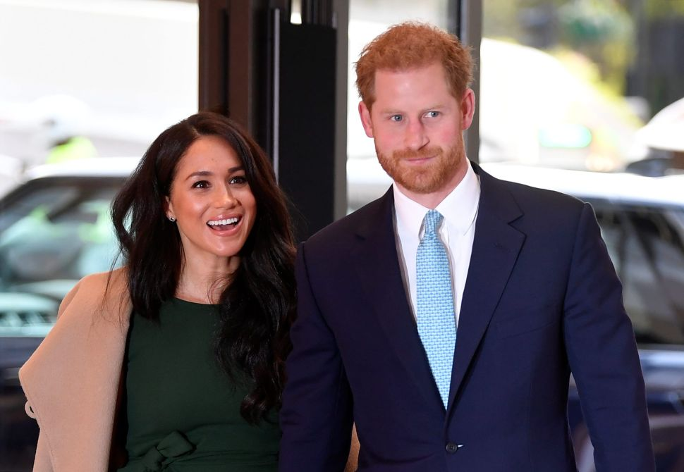 Prince Harry and Meghan Are Postponing the Archewell Launch Until Next Year