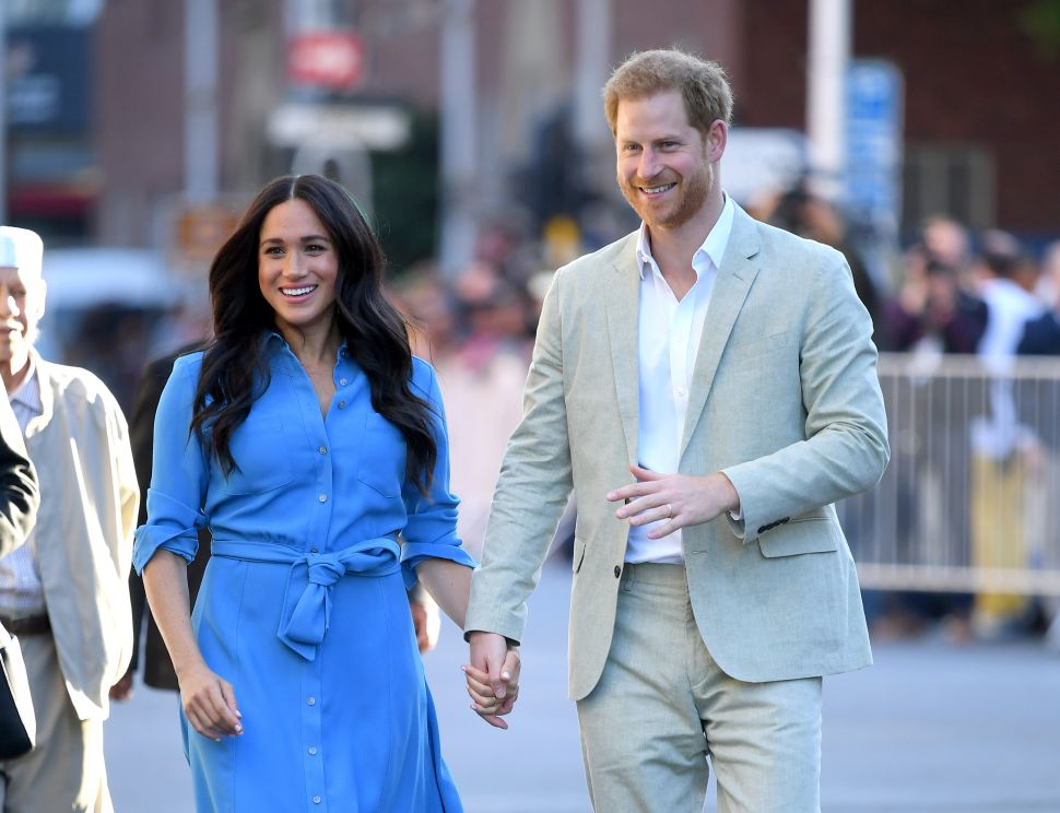 Prince Harry and Meghan Are Focusing on Racial Justice and Black Lives Matter