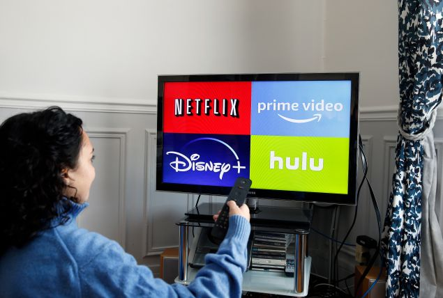 Netflix Disney+ Amazon Hulu Streaming Comparison