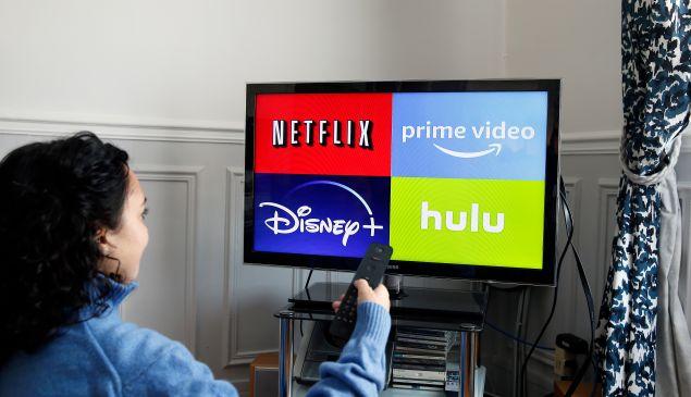 Netflix Disney+ Amazon Hulu Streaming Comparison