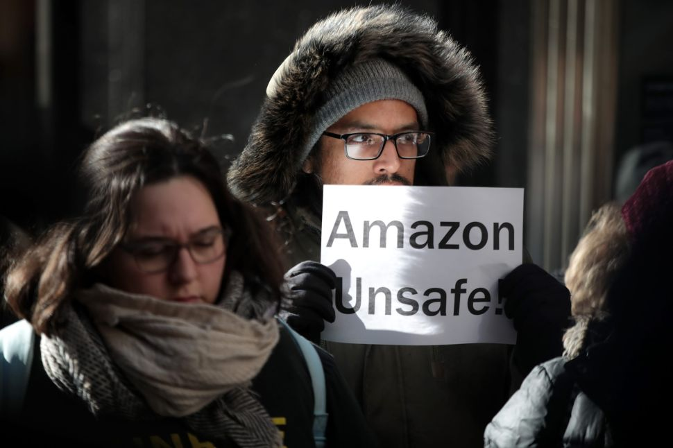 Amazon Gives $500M Coronavirus Bonus to Workers—But There's a Hidden Cost