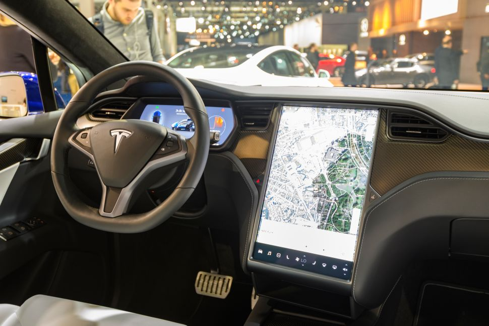 The Self-Driving Car Race Between Tesla, GM and Ford Takes a Big Turn