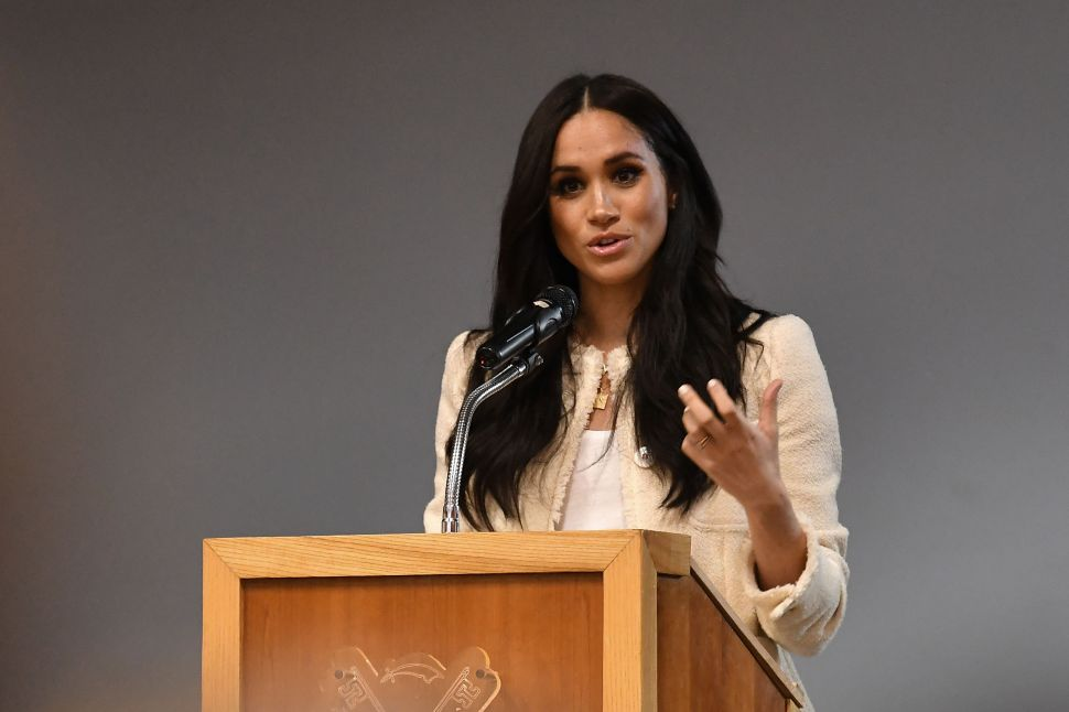 Meghan Markle Gave a Powerful Speech on George Floyd's Death and Black Lives Matter