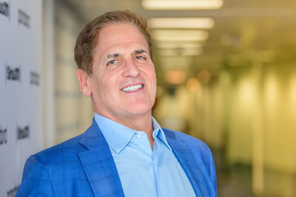 Mark Cuban Reveals Surprising Coronavirus Business Advice for Entrepreneurs