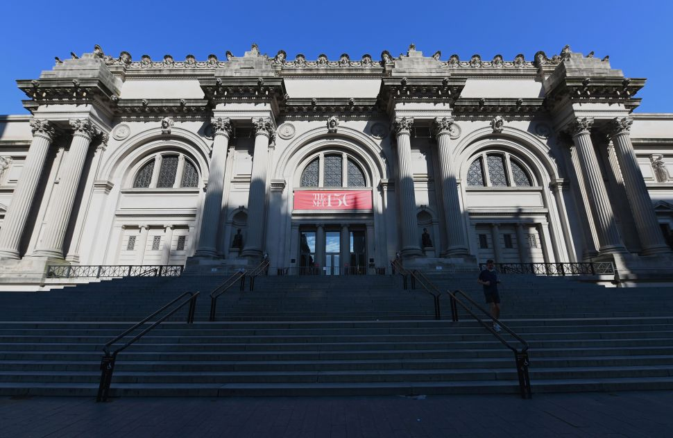 Met Museum Commits to Confronting Racial Injustice; a Viral Instagram Post Suggests How