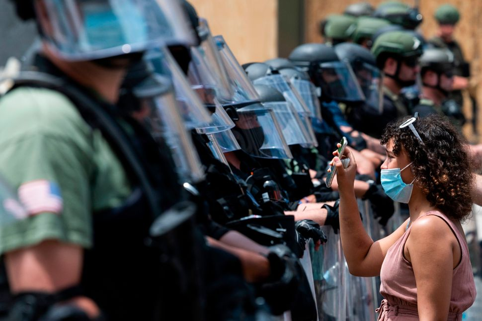 The 13 High-Tech Tools Used by Protestors and Cops In Their Escalating Battle