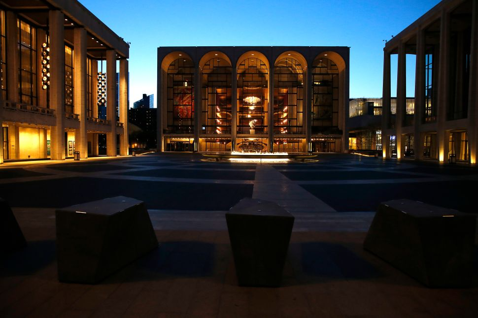 The Metropolitan Opera Has Canceled Its Entire 2020-2021 Season