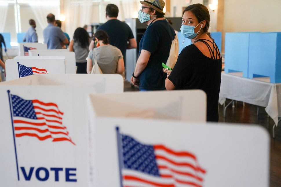 After Georgia's Election Fiasco, Why Can't People Vote Online? Experts Weigh In.