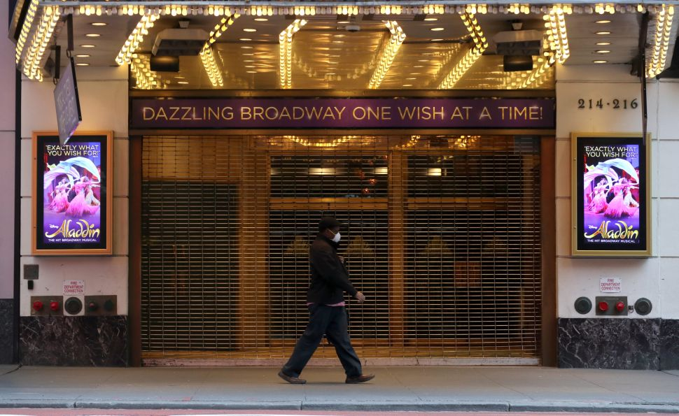 Out-of-Work Broadway Actors are Finding Solace in Television Gigs
