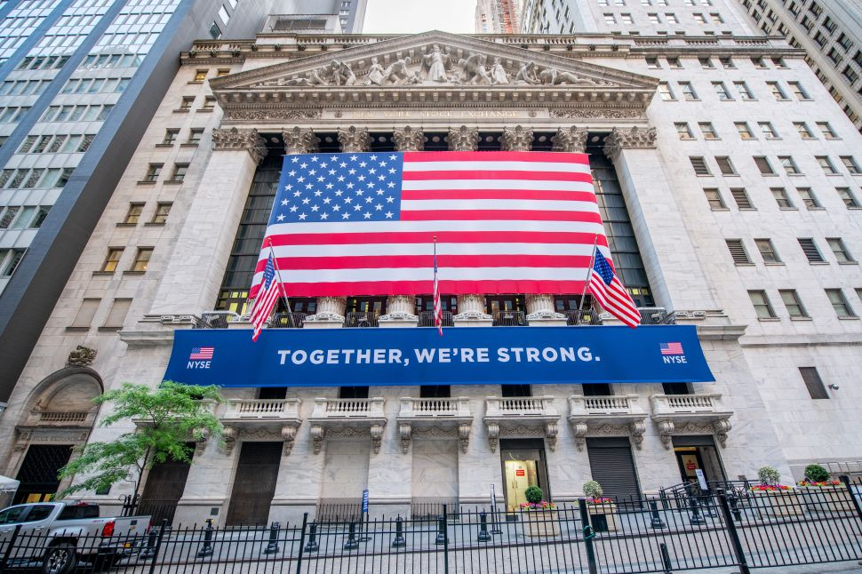 Why Is The Stock Market Booming Despite the Country Being on Fire?