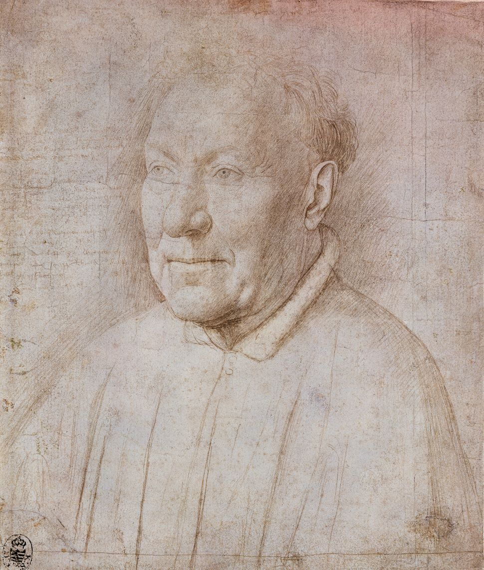 Van Eyck's Only Remaining Drawing Gets Its First Outing in 10 Years