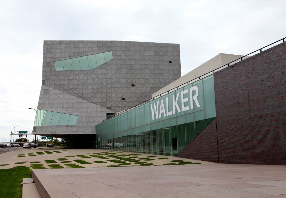Walker Art Center Terminates Its Relationship With Minneapolis Police