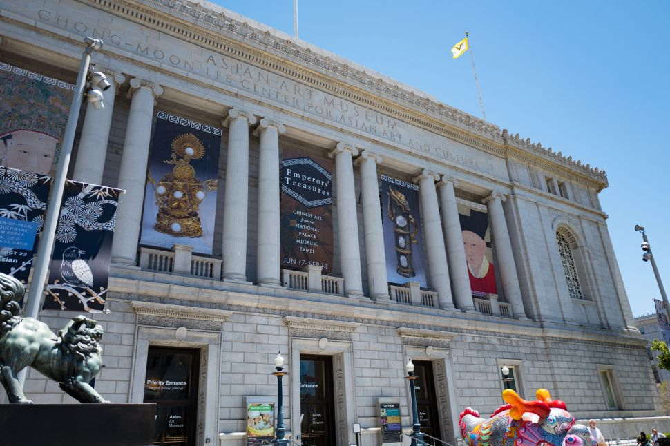 San Francisco's Asian Art Museum Is Reckoning With Racist Patron Avery Brundage