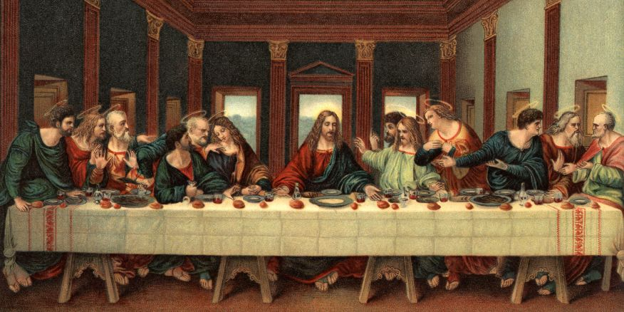 You Can Examine a Copy of 'The Last Supper' on Google's Arts Platform |  Observer