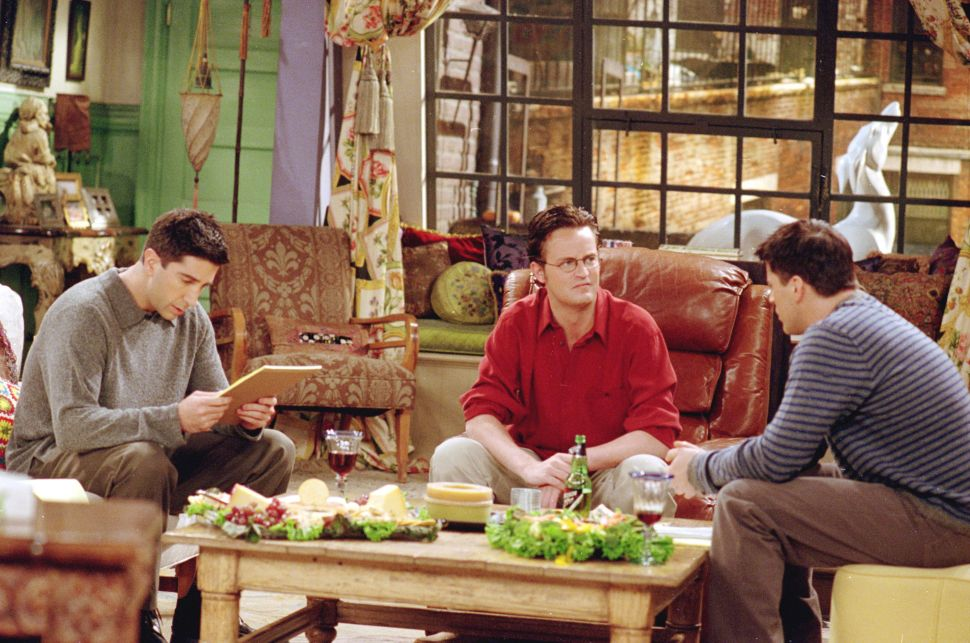 'Friends' Co-Creator Says 'I Was Part of Systemic Racism'