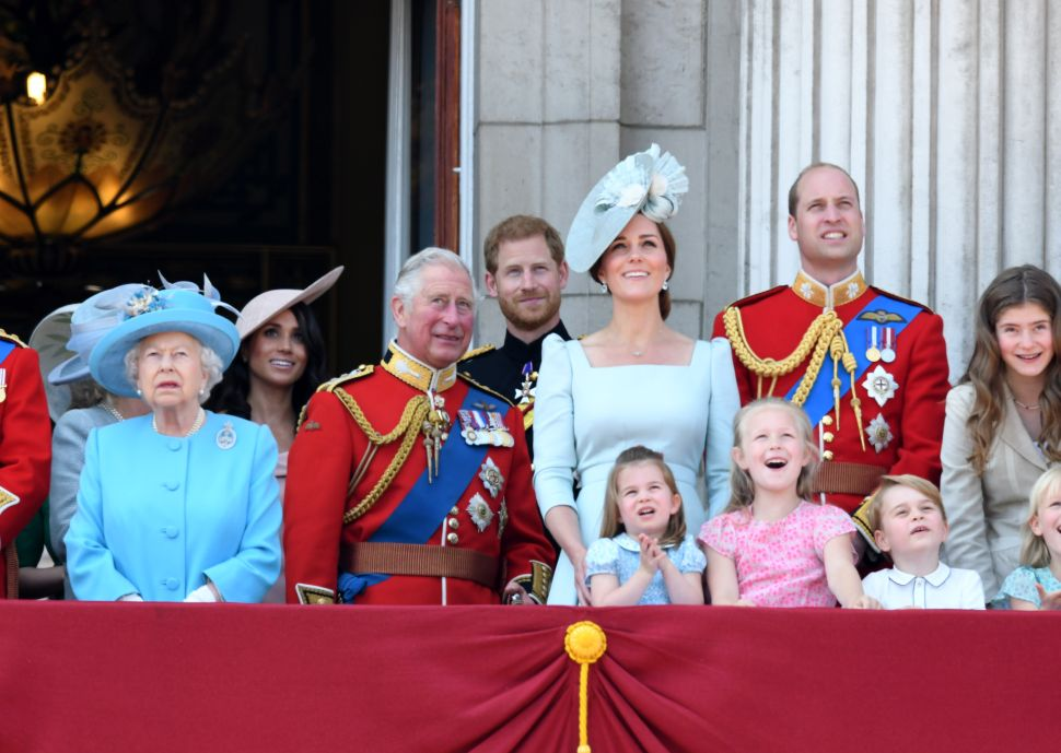 Queen Elizabeth Is Celebrating Her Official Birthday With a Mini Trooping the Colour