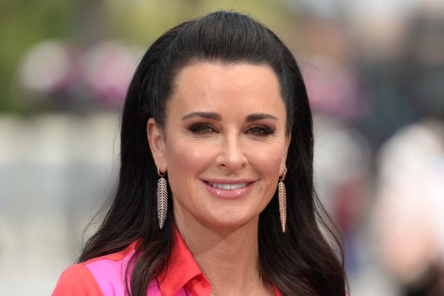 kyle richards lists bel air home for sale again